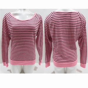 Victoria's Secret PINK top Small striped